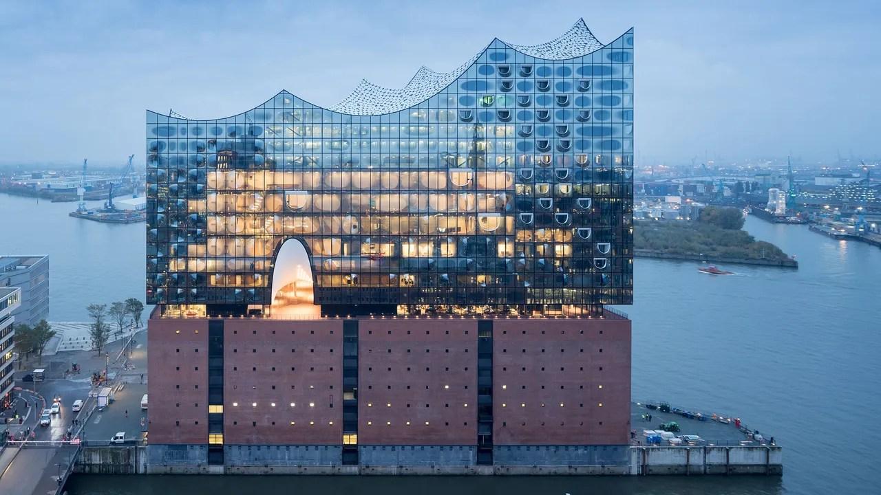 Herzog Amp De Meurons Elbphilharmonie Penthouse Apartment