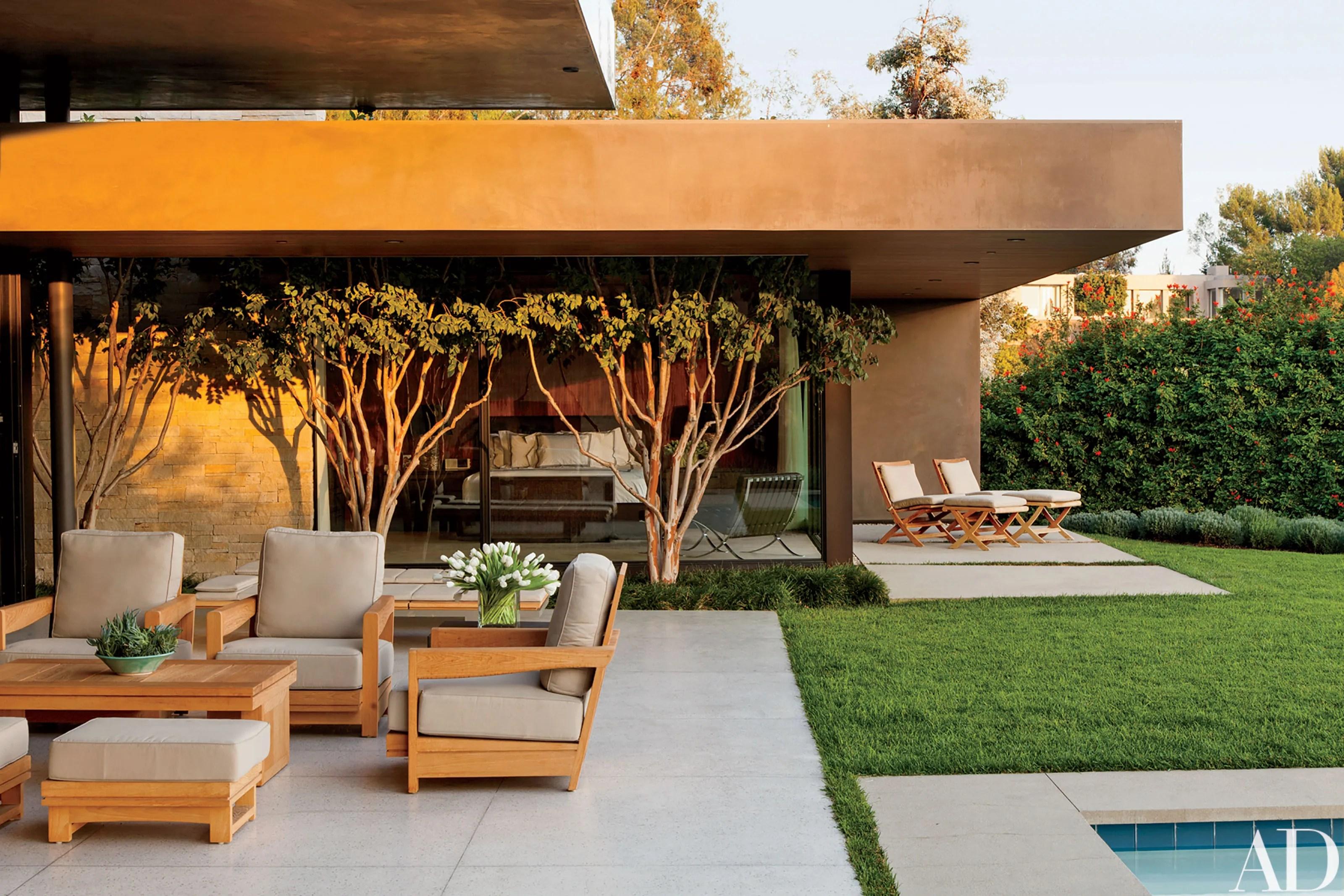 Best Kitchen Gallery: Marmol Radziner Designs A Modernist Home In Beverly Hills of Marmol Radziner Homes on rachelxblog.com