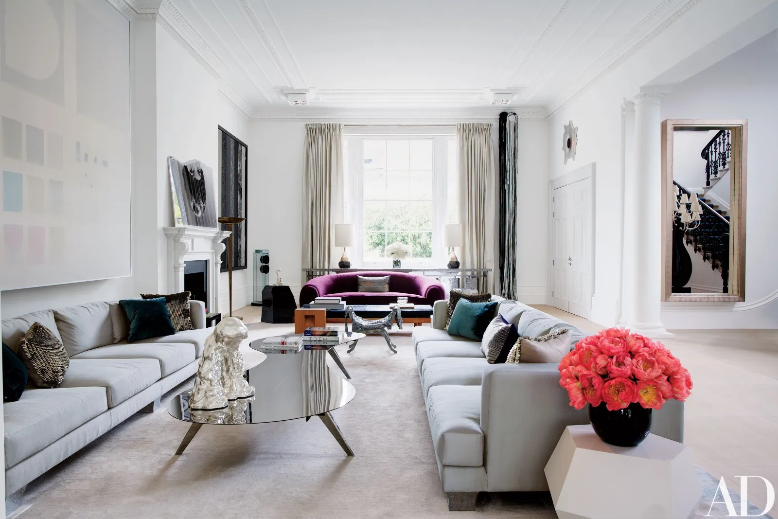 Francis Sultana Updates A Historic London House With