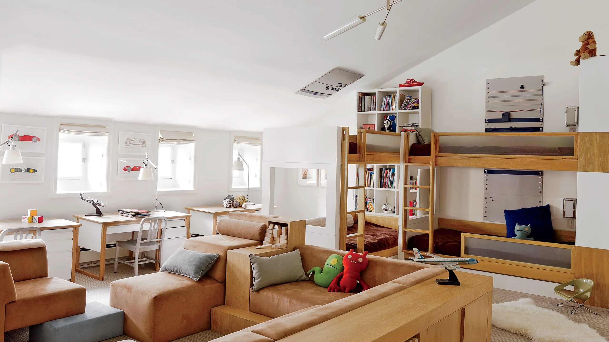 10 Loft Bed Ideas For Your Small Bedroom Architectural Digest