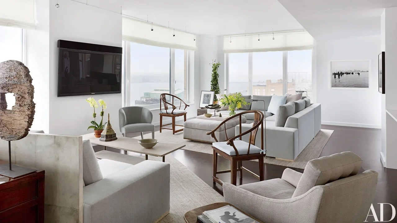 Vicente Wolf Crafts A Spacious And Serene New York City