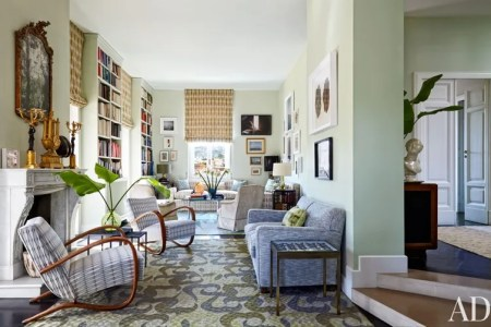 8 Small Living Room Ideas That Will Maximize Your Space     Modern Living Room by Allegra Hicks and Paolo Cattaneo in Naples  Italy
