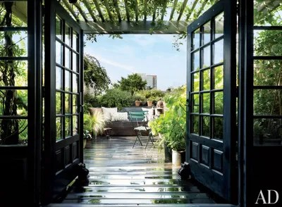 13 Urban Garden Ideas For Small Spaces Architectural Digest