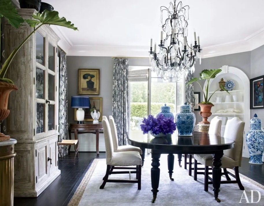 22 Dining Room Decorating Ideas with Photos ...