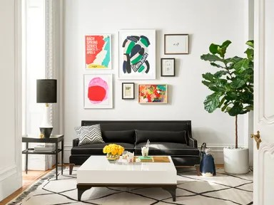 Driven By Decor Gallery Wall Tip Lay Out Arrangement On Floor First