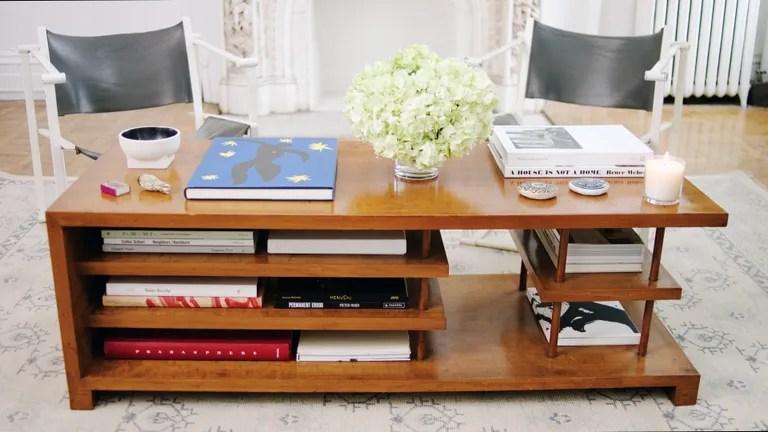 expert ideas for coffee table decor