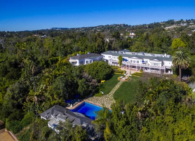 Location: Los Angeles, CaliforniaBuilt: 1939Price: $88,000,000 Bed/Baths: 17 bedrooms, 13 bathroomsSq. Footage: 30,000Lot Size: 2.81 acres