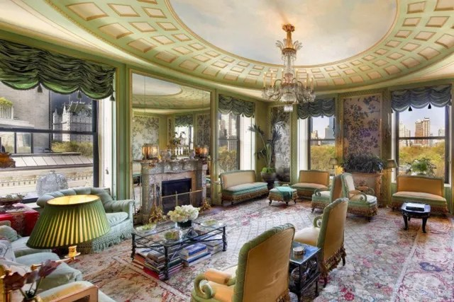 Location: New York, New YorkBuilt: 1931Price: $96,000,000 Bed/Baths: 7 bedrooms, 10 full bathroomsLot Size: 0.38 acres