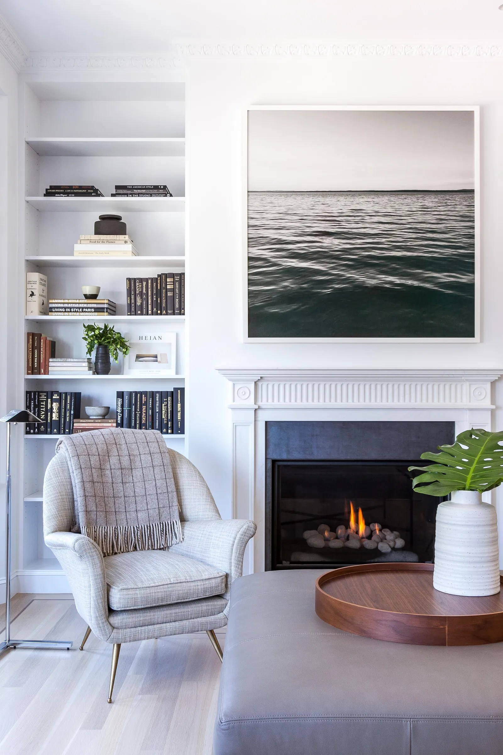 Large Wall Art Styling Tips Architectural Digest