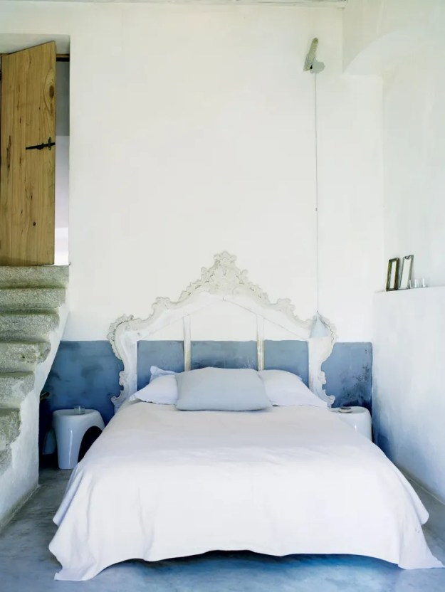 how to make a headboard: 18 diy headboard ideas | architectural digest