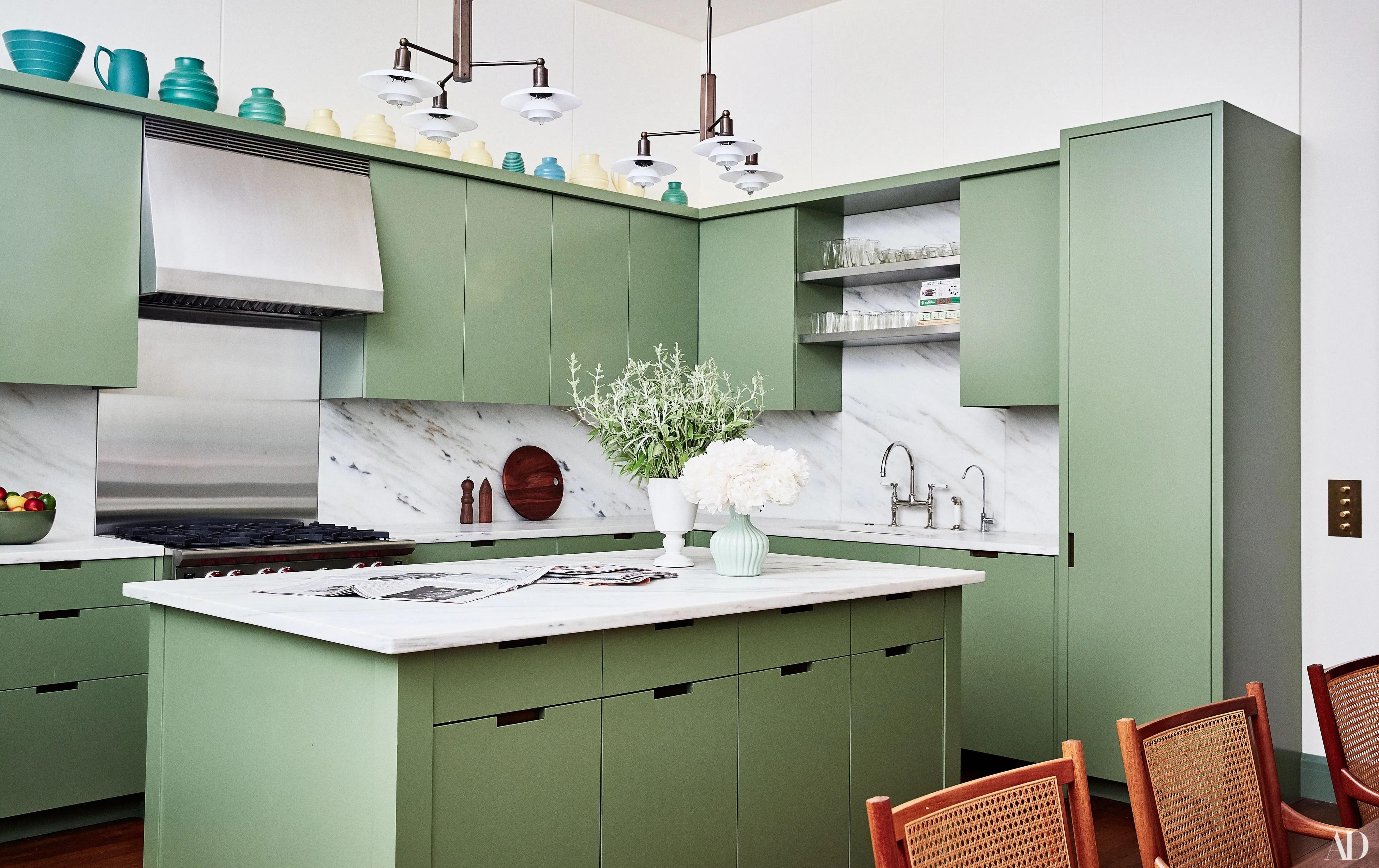 28 stunning kitchen island ideas photos | architectural digest