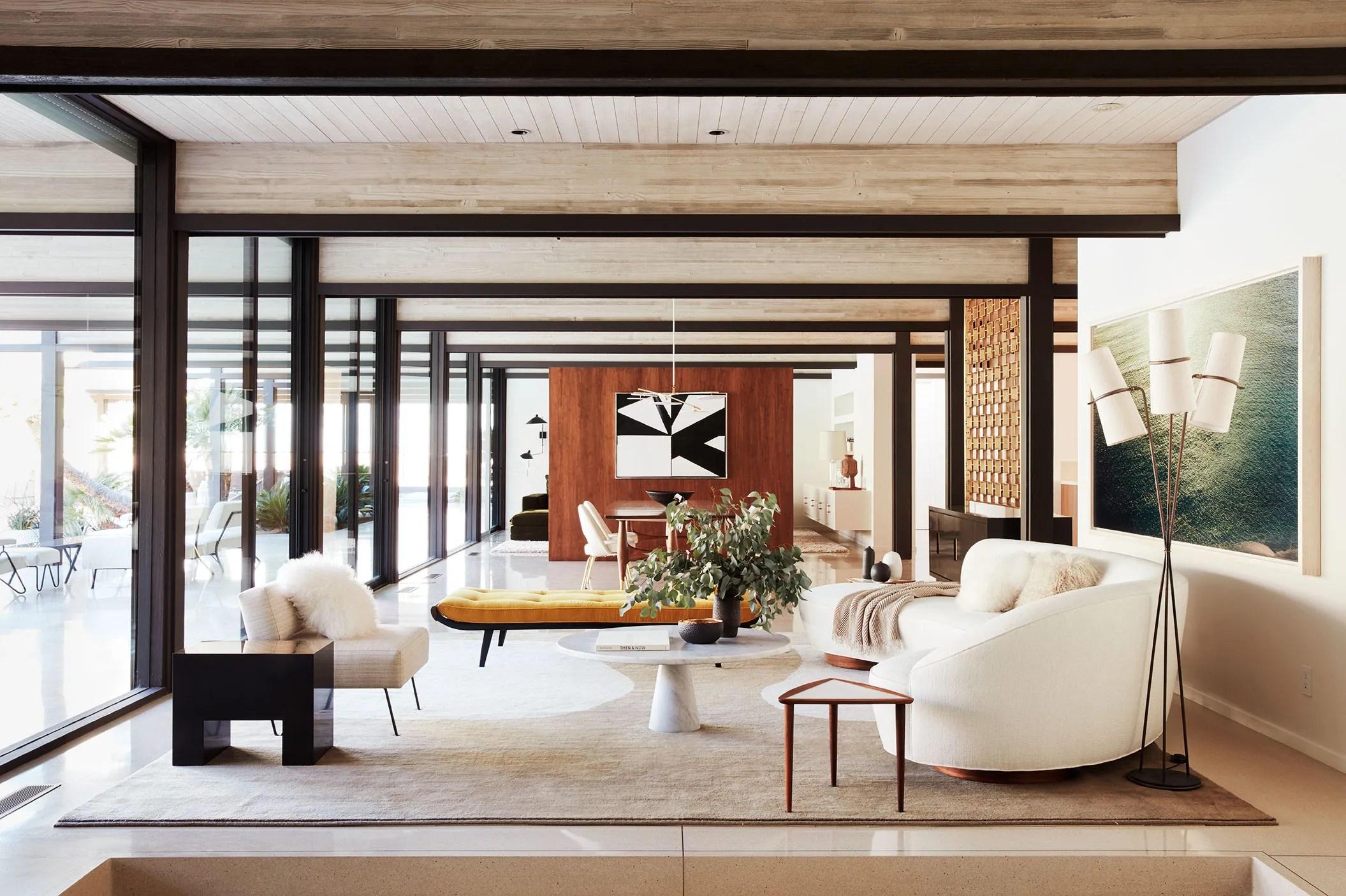 Best Kitchen Gallery: A Closer Look At Marmol Radziner's Palm Springs Restoration of Marmol Radziner Homes on rachelxblog.com