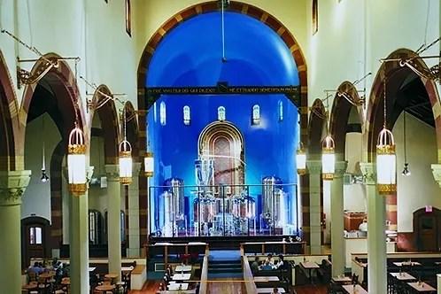 The Church Brew Works—Pittsburgh, Pennsylvania
