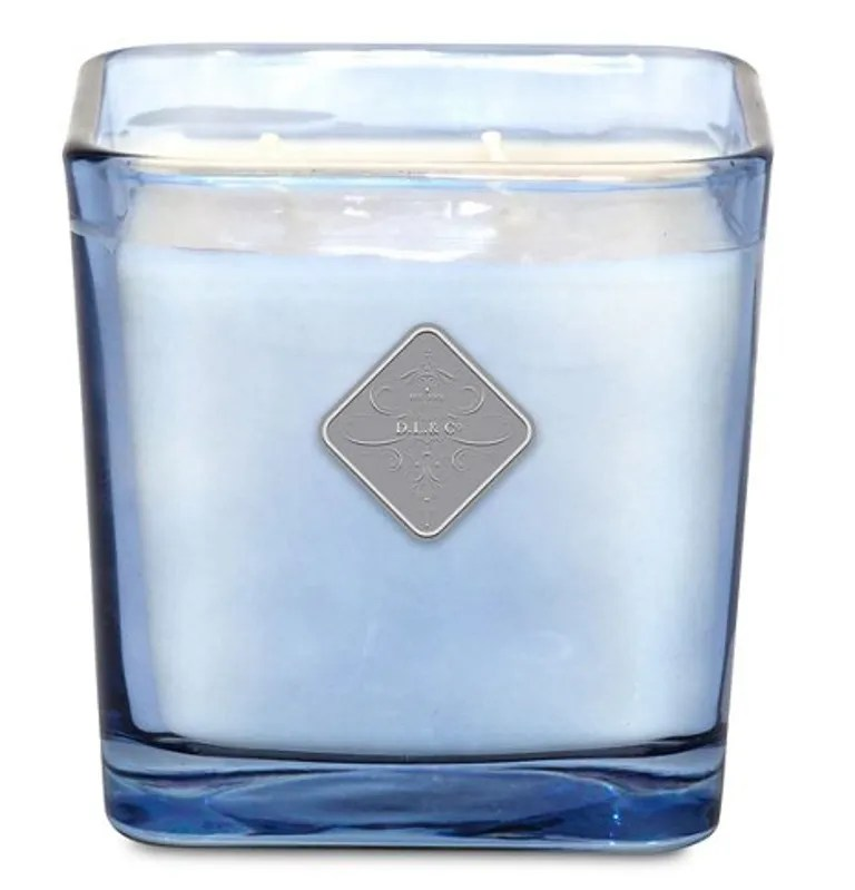We love D.L. & Co's full-size candles, but for anyone you can't spend as much on, there's this cubic glass cutie. SHOP NOW: Driftwood Cube Candle by D.L. & Co., $25, onekingslane.com