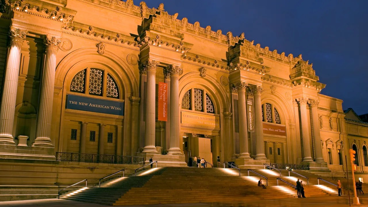 The Metropolitan Museum Of Art Will Charge Non New Yorkers In 2018 Architectural Digest