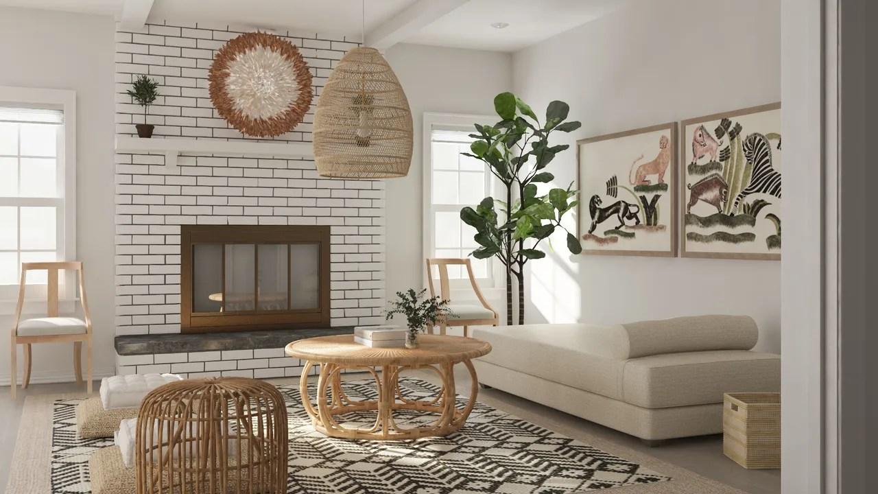 Apartment Decoration Design