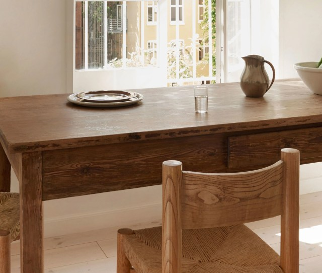 How To Refinish A Table Its Actually Extremely Easy Architectural Digest