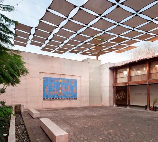 The Museo de Arte Visuales.