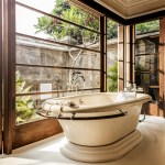 17 Beautiful Hotel Bathrooms Around The World Architectural Digest