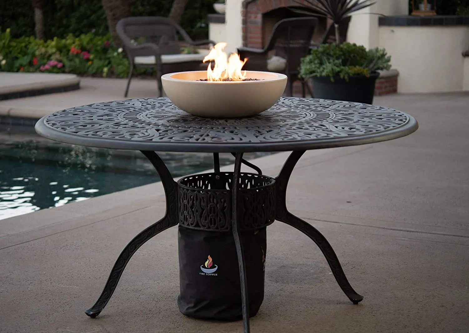 35 modern fire pit ideas that are lit