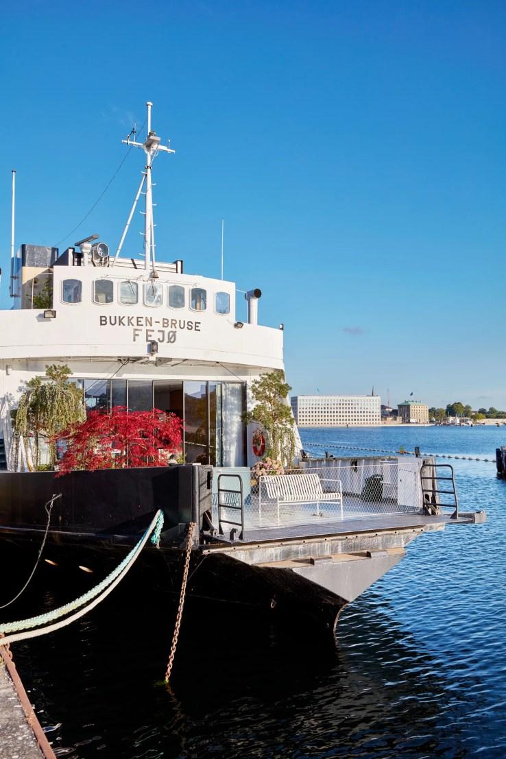 L'image peut contenir Véhicule de transport Bateau Ferry Navire Motomarine Waterfront Dock Port and Pier
