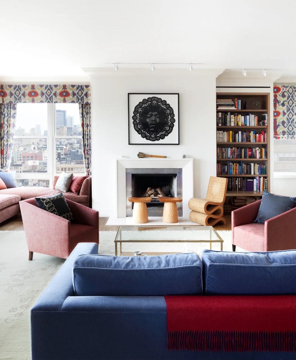 Квартира на Манхэттене от Шейлы Бриджес.