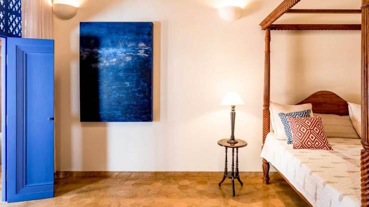Le Studio Momo, basé à Goa, restaure une maison patrimoniale de 200 ans digne de la royauté