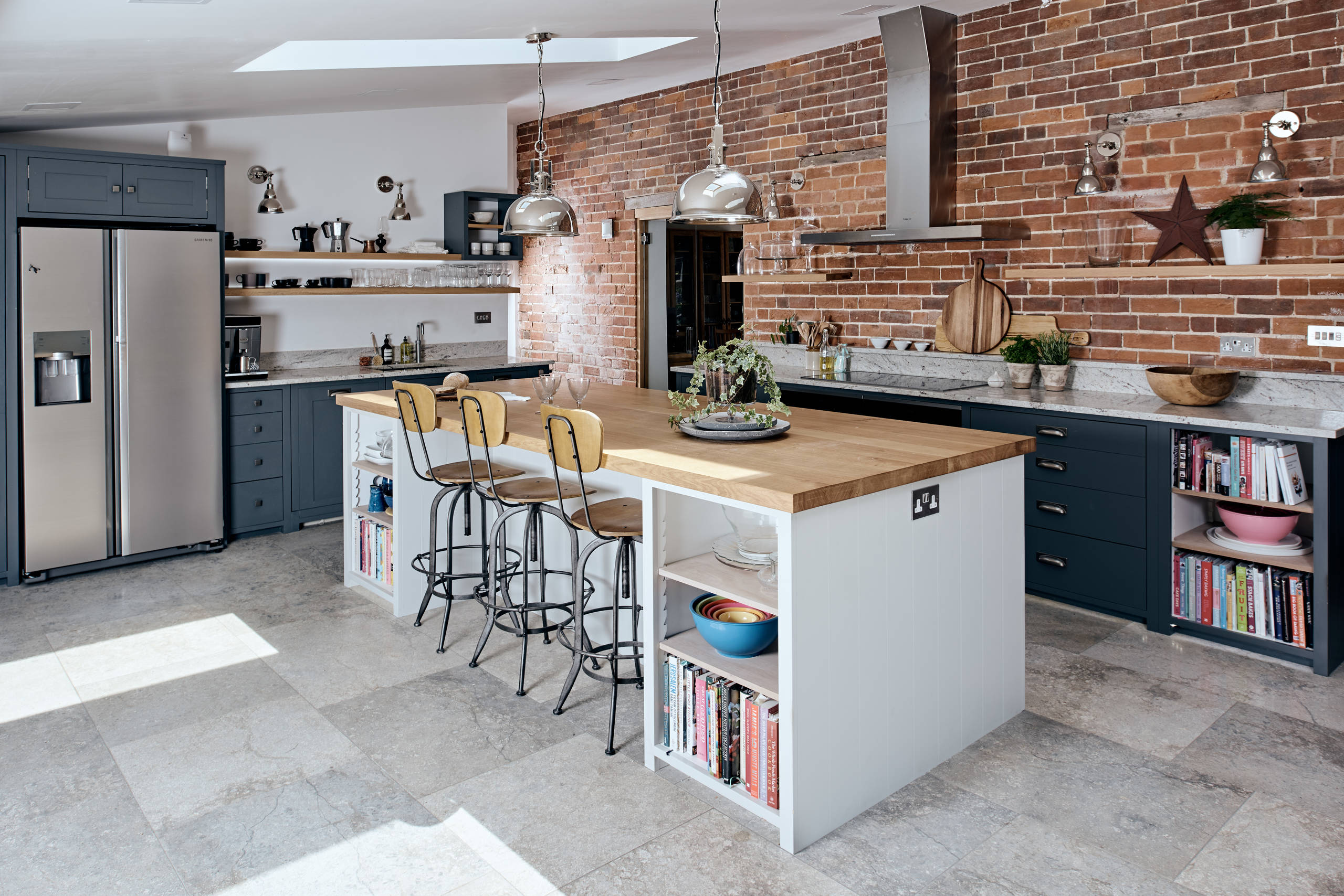 modern kitchen tiles design in India, Horoscope Today: The kitchen style that best suits you, based on your Zodiac sign