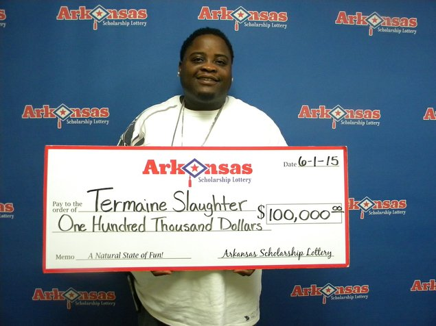 Arkansas Big Winner Operation