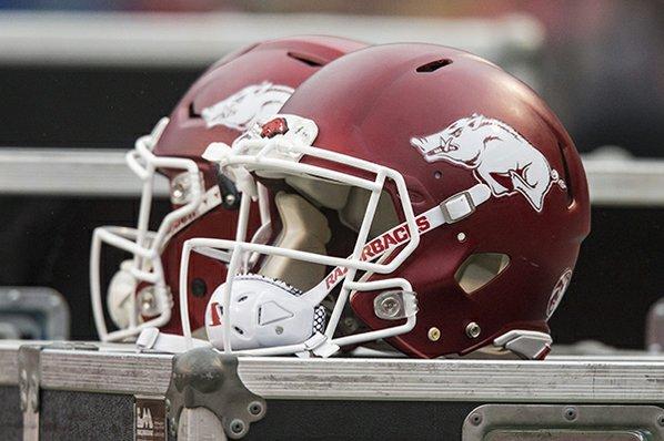 Arkansas High School Football Helmets