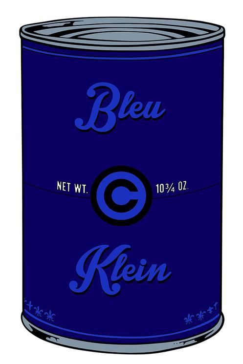 Bleu Klein By Angelo Pioppo 2017 Print Artsper 283156