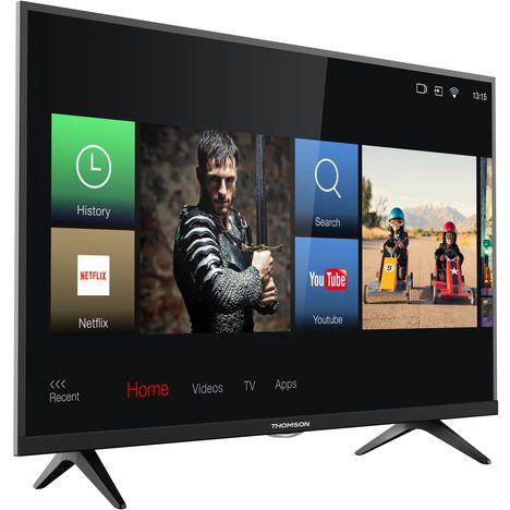 tv led hd 81 cm smart tv thomson