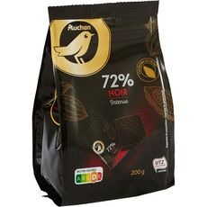 chocolats noir intense 72 200g 200g