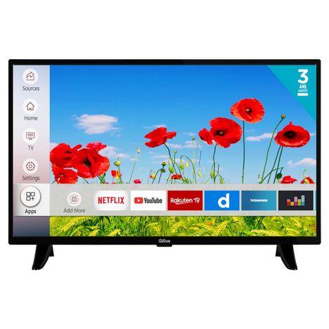 qilive q32hs201 tv led hd 80 cm smart tv