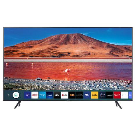 samsung 65tu7125 tv led 4k uhd 163 cm smart tv