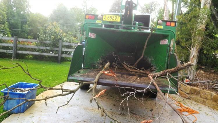 kompostkvarn landscaping