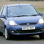 Ford Fiesta Zetec Blue 2008 Review Auto Express