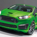 Ford Fiesta Rs Is The 250bhp Hot Hatch Coming Auto Express