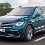 Volkswagen Tiguan Review Auto Express