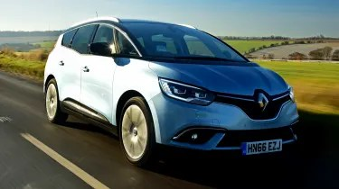 Renault Grand Scenic Review Auto Express