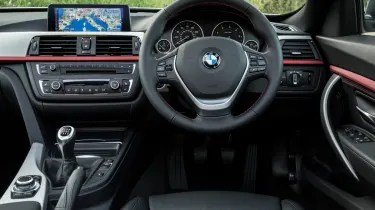 Bmw 3 Series Gt Review Auto Express