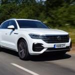 Volkswagen Touareg Review Auto Express