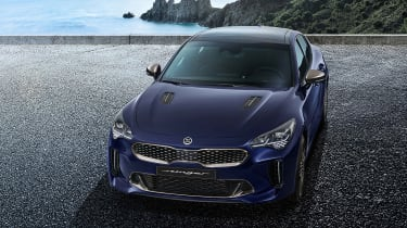 New 2021 Kia Stinger Gt S Uk Prices And Specifications Revealed Auto Express