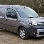 Renault Kangoo Van Review Auto Express