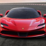 New Ferrari Sf90 Stradale 986bhp Plug In Hybrid Power For New Flagship Auto Express
