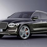 New Baby Bentley Bentayga To Help Double Bentley Sales Auto Express