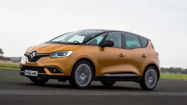 Renault Scenic Review 2016 2019 Auto Express