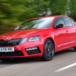 New Skoda Octavia Vrs Challenge 2019 Review Auto Express