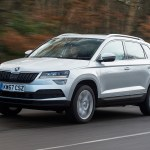 New Skoda Karoq 1 6 Tdi Diesel Review Auto Express