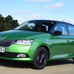 Skoda Fabia Practicality Boot Size Dimensions Luggage Capacity Auto Express